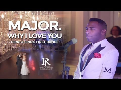Why I Love You - Performed by R&B artist MAJOR. Terri & Eric's Wedding at The Park Savoy
