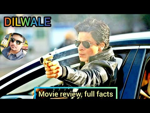 Dilwale 2015 | Full Facts, Review & all Details | Shahrukh Khan, Kajol, Varun Dhawan, Johnny Lever