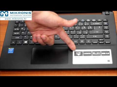 Unboxing Acer Aspire ES1 411
