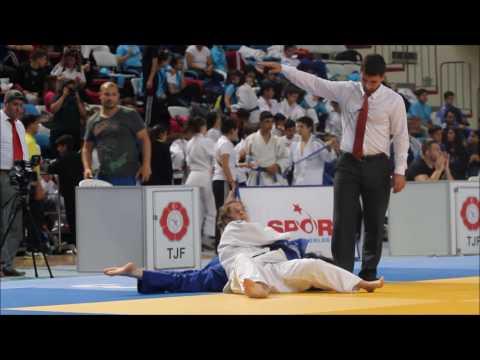 Yıldızlar Türkiye Judo Şampiyonası 2016
