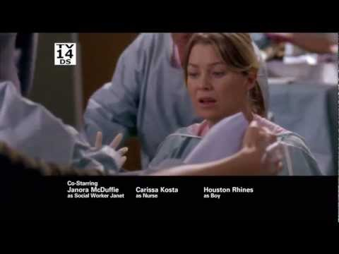 Callie & Arizona (Grey's Anatomy) – Season 8, Ep 6 Promo