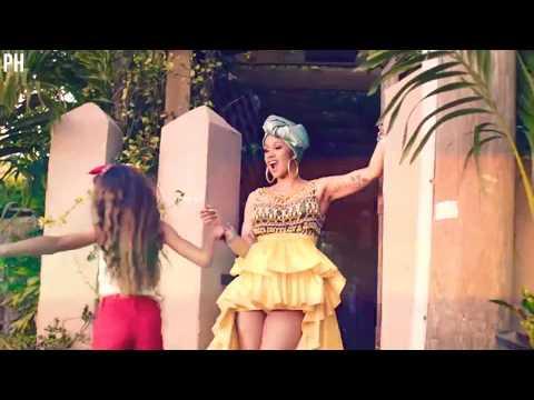 Cardi B ft. Nicki Minaj - I like it (official music video)
