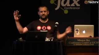 Continuous Delivery with Jez Humble