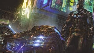 Batman: Arkham Knight Gameplay Trailer - E3 2014 - YouTube