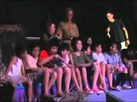 2013 - Sekolah Darmabangsa - Drama Musical Laskar Pelangi Part 2
