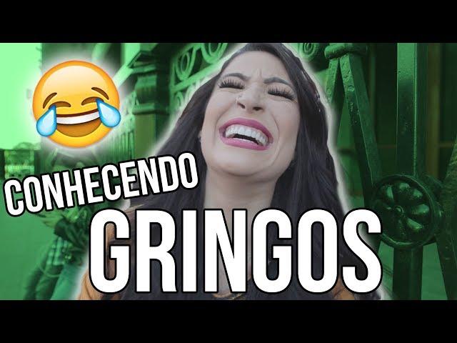 GRINGOS SIMPÁTICOS - Boca Rosa