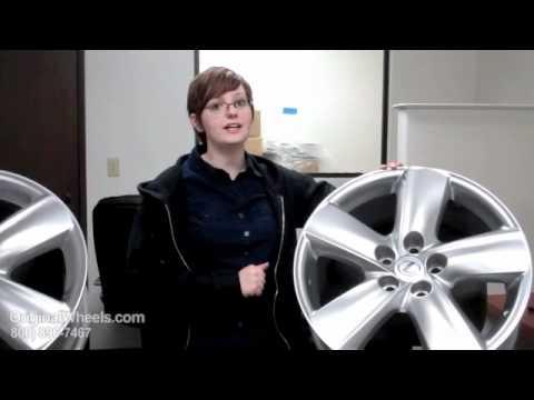 GS 460 Rims & GS 460 Wheels - Video of Lexus Factory, Original, OEM, stock new & used rim Co.