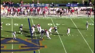 Joe Adams vs Georgia,Auburn,Ohio State
