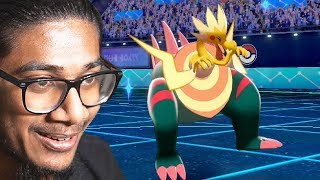 OUTSMARTING THE ENEMY!! | Pokémon Sword and Shield Ranked Wifi Battles by Tyranitar Tube
