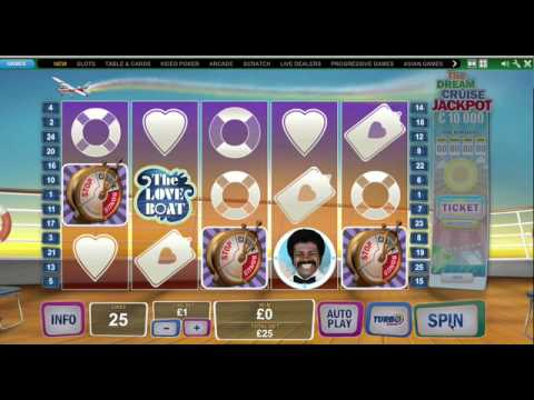 The Love Boat Slot Playtech | Free Slot Money