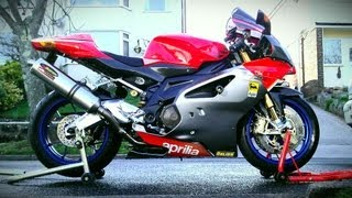 4. Aprilia RSV Pro's and Con's And the Differences Between The Models