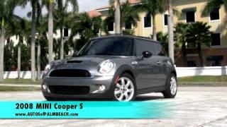 2008 MINI COOPER S  (A2612)