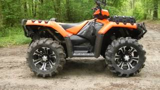 11. 2013 Polaris Sportsman 850 Walkaround II