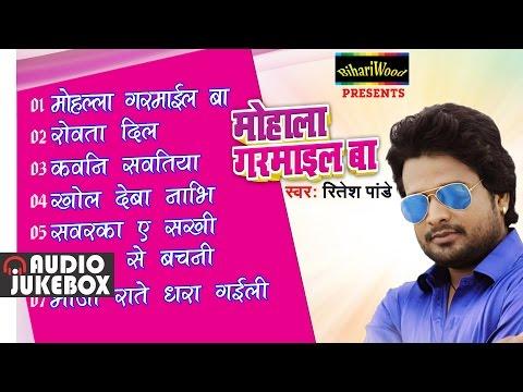 HD  मोहाला गरमाइल बा - Ritesh Pandey || Mohalla Garmail Ba ** Bhojpuri Songs 2016 New  - Bhojpuri