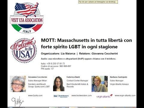 Video MOTT: Massachusetts in tutta libertà con forte spirito LGBT in ogni stagione