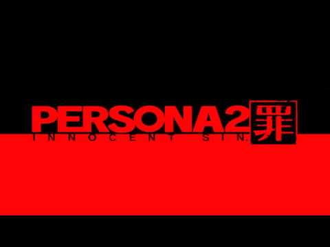 Persona 2 Innocent Sin (PSP) OST - Hero Theme
