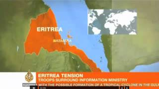 Aljazeera on Eritrea News 21-1-2013
