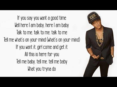Video That's What I Like - Bruno Mars (Lyrics) download in MP3, 3GP, MP4, WEBM, AVI, FLV January 2017
