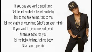 Video That's What I Like - Bruno Mars (Lyrics) MP3, 3GP, MP4, WEBM, AVI, FLV Januari 2018