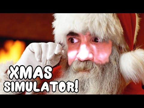 SHOPPING TROPPO VIOLENTO!! - Christmas Shopper Simulator видео