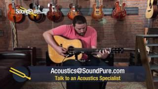 http://www.soundpure.com/p/santa-cruz-brad-paisley-pre-wa...rw-dread-7100/16377 In this video, Sound Pure...