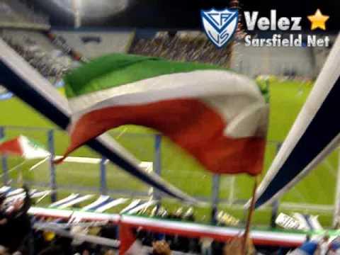 Video - Vélez de mi vida, vos sos la alegría de mi corazón - La Pandilla de Liniers - Vélez Sarsfield - Argentina