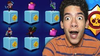 Holaaa, en este video estare jugando brawl stars y abrire unas cuantas cajitas, se puede decir que tuve la mayor suerte del mundo... Disfruten!Dale like si te ha gustado y suscribete si eres nuevo !! 🏆 COMO CONSEGUIR GEMAS GRATIS EN TODOS LOS JUEGOS 🏆🔸 Cash For AppsCodigo de invitacion : thedonatoLink de invitacion : http://cashforap.ps/thedonato🔸 AppBountyCodigo de invitacion : fsducnvsLink de invitacion : http://abo.io/fsducnvs👍MIS REDES SOCIALES👍✉Twitter : https://goo.gl/ELY6lV📖Facebook: https://goo.gl/RzZ8WS❤️Instagram: https://goo.gl/uZRZ7P-----------------------------------------------------------------------------👕 CORREO DE CONTACTO : TheDonato@hotmail.com -----------------------------------------------------------------------------🔶CANAL DE MI HERMANO🔶 https://goo.gl/ClDOwH-----------------------------------------ETIQUETASlanzamiento de brawl stars para android, el personaje mas fuerte de brawl stars, abriendo cofres en brawl stars, abriendo cajas en brawl stars, jugando con colt brawl stars, como descargar brawl stars.