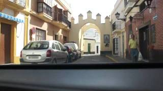 Rota Spain  City new picture : Rota, Spain Driving In The City