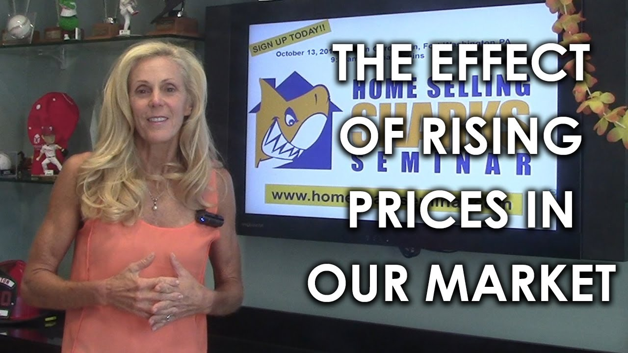 How Rising Prices Will Impact Buyers and Sellers Moving Forward in Our Market