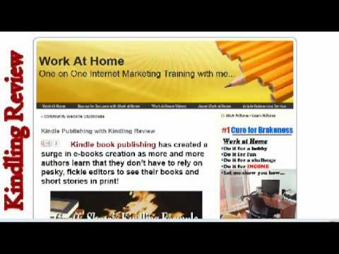Kindle Publishing Kindling Review