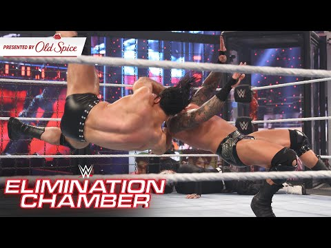 WWE Elimination Chamber 2021 highlights (WWE Network Exclusive)