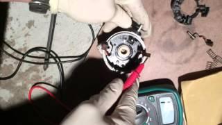 9. Can-am rally starter motor repair
