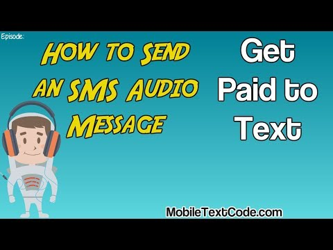 How to Send an SMS Audio Message - Bulk with SMS Lead Network