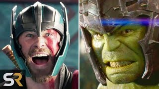 Video Things You Didn't Know About Thor And Hulk's Relationship MP3, 3GP, MP4, WEBM, AVI, FLV Juni 2018