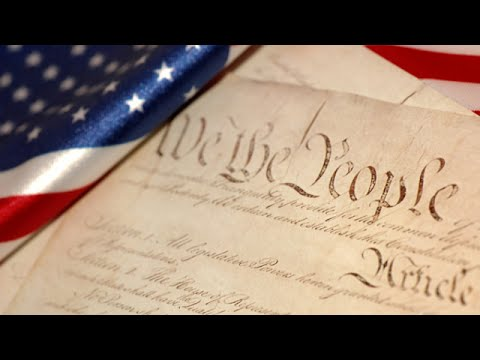 The Constitution as political theory