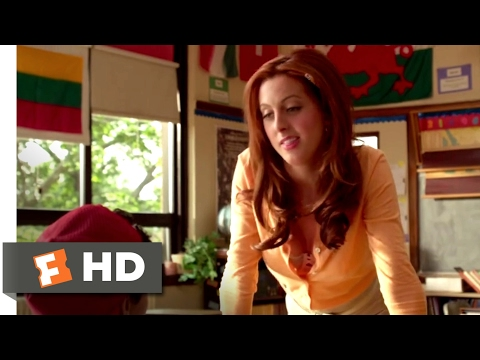 That's My Boy (2012) - Hot for Teacher Scene (1/10) | Movieclips (видео)