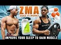 My Experience using ZMA for a Week! (daily vlog & review)