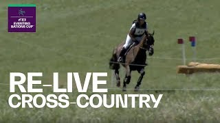 RE-LIVE | Cross-Country | The Plains (USA) | FEI Eventing Nations Cup™
