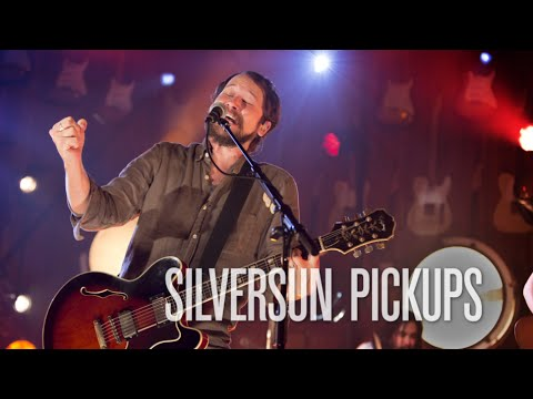 "Silversun Pickups ""Lazy Eye"" Guitar Center Sessions"