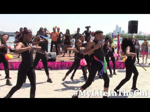 K PHI 9 Navy Pier Performance - My Life In The Chi