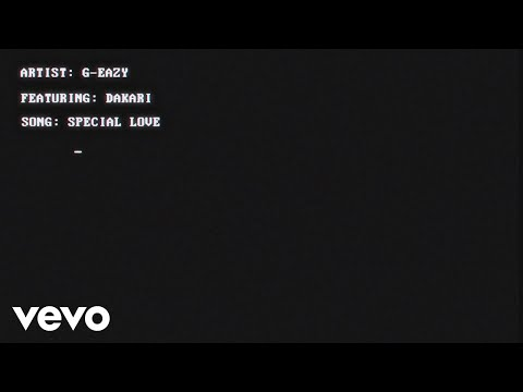 Special Love (Lyric Video) [Feat. Dakari]