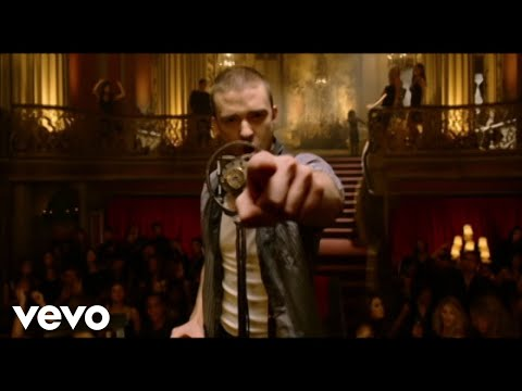 Justin Timberlake on YouTube Music Videos