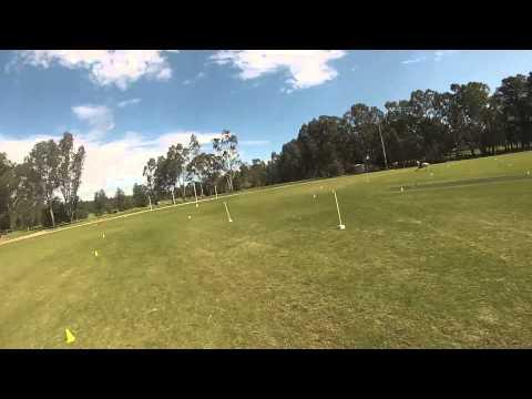 Go Pro Vision - Flag & Barrel Race