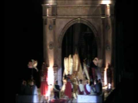 Festa di Sant'Anna - Barca del Comune di Serrara Fontana
