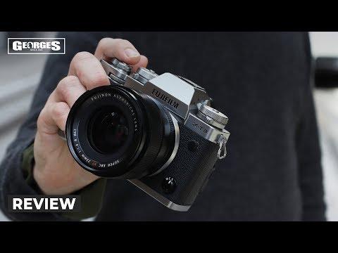 Fujifilm X-T3 Mirrorless Digital Camera video