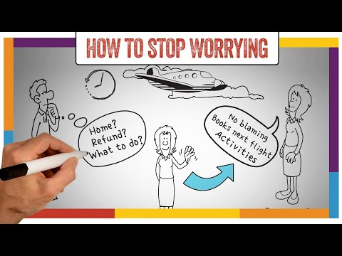 Watch 'How To Stop Worrying & Start Living Summary (Dale Carnegie) - ANIMATED - YouTube'