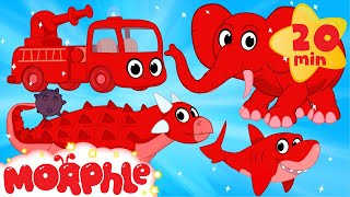 Video My Pet Dinosaur, Shark, Elephant and Fire Truck Animation Videos For kids! MP3, 3GP, MP4, WEBM, AVI, FLV Juli 2017