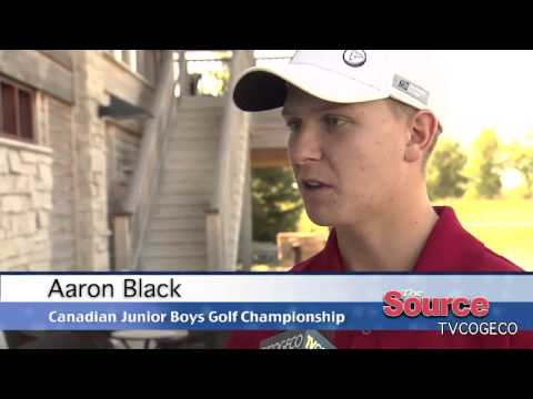 Canadian Junior Golf