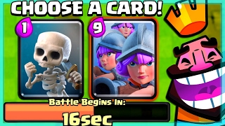 WHAT DO I PICK?! Clash Royale Grand Draft Challenges LIVE!