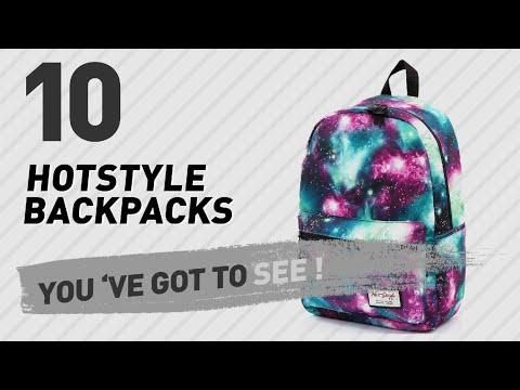 Top Backpacks By Hotstyle // New & Popular 2017